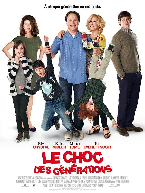 Le Choc des générations - Film (2013)
