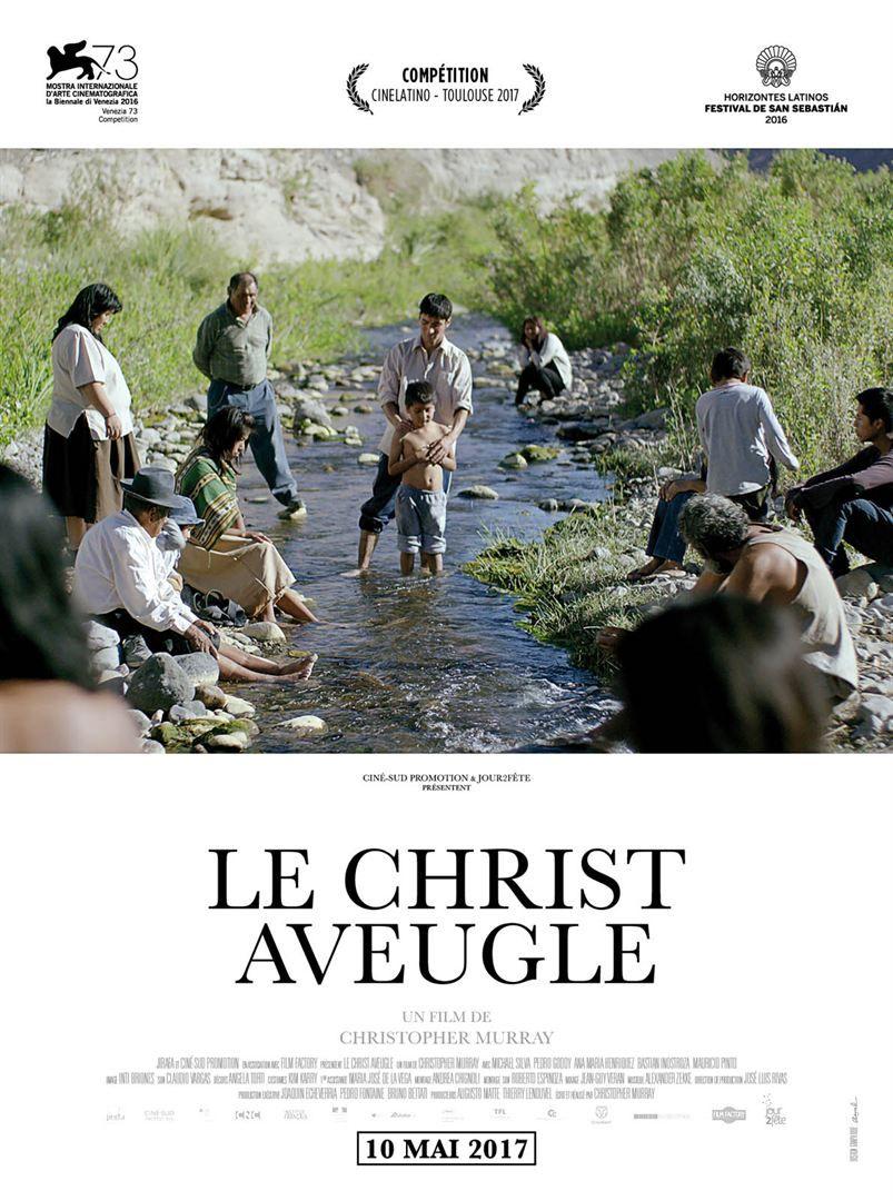 Le Christ aveugle - Film (2017)