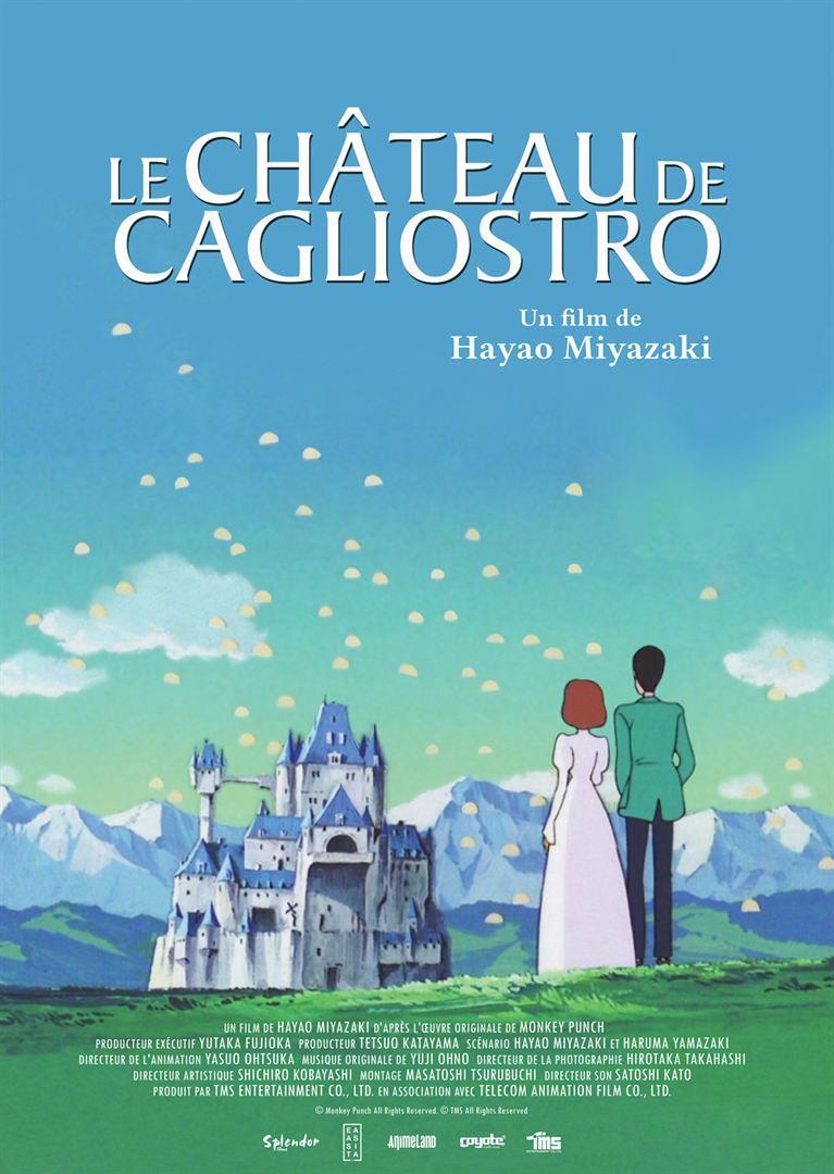 Le Château de Cagliostro - Long-métrage d'animation (1979)