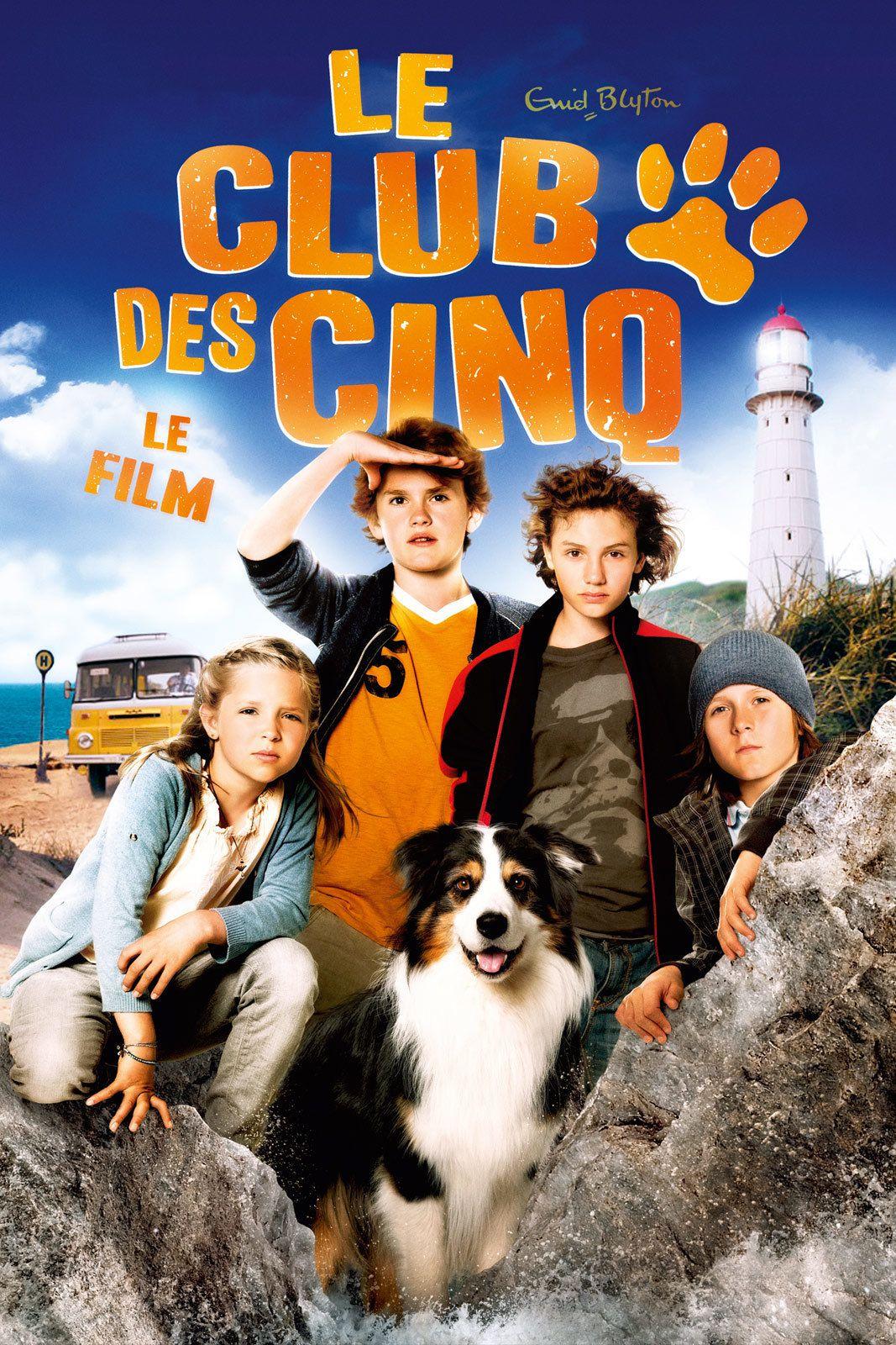 Le Club des Cinq : Le Film - Film (2012)