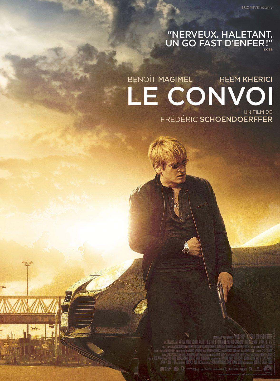 Le Convoi - Film (2016)