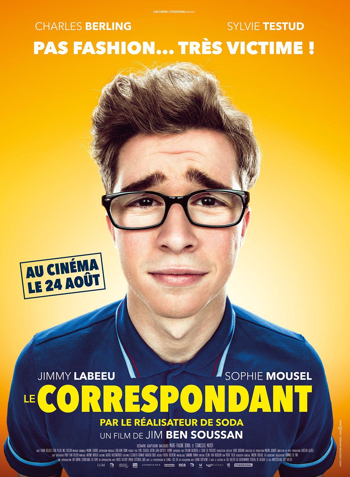 Le Correspondant - Film (2016)