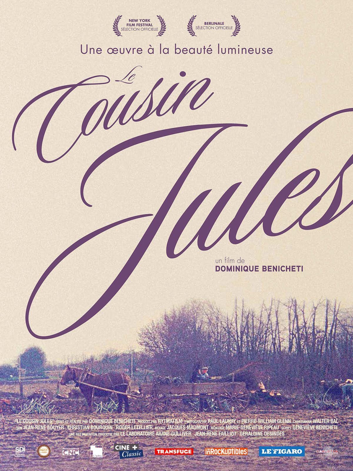 Le Cousin Jules - Documentaire (1968)