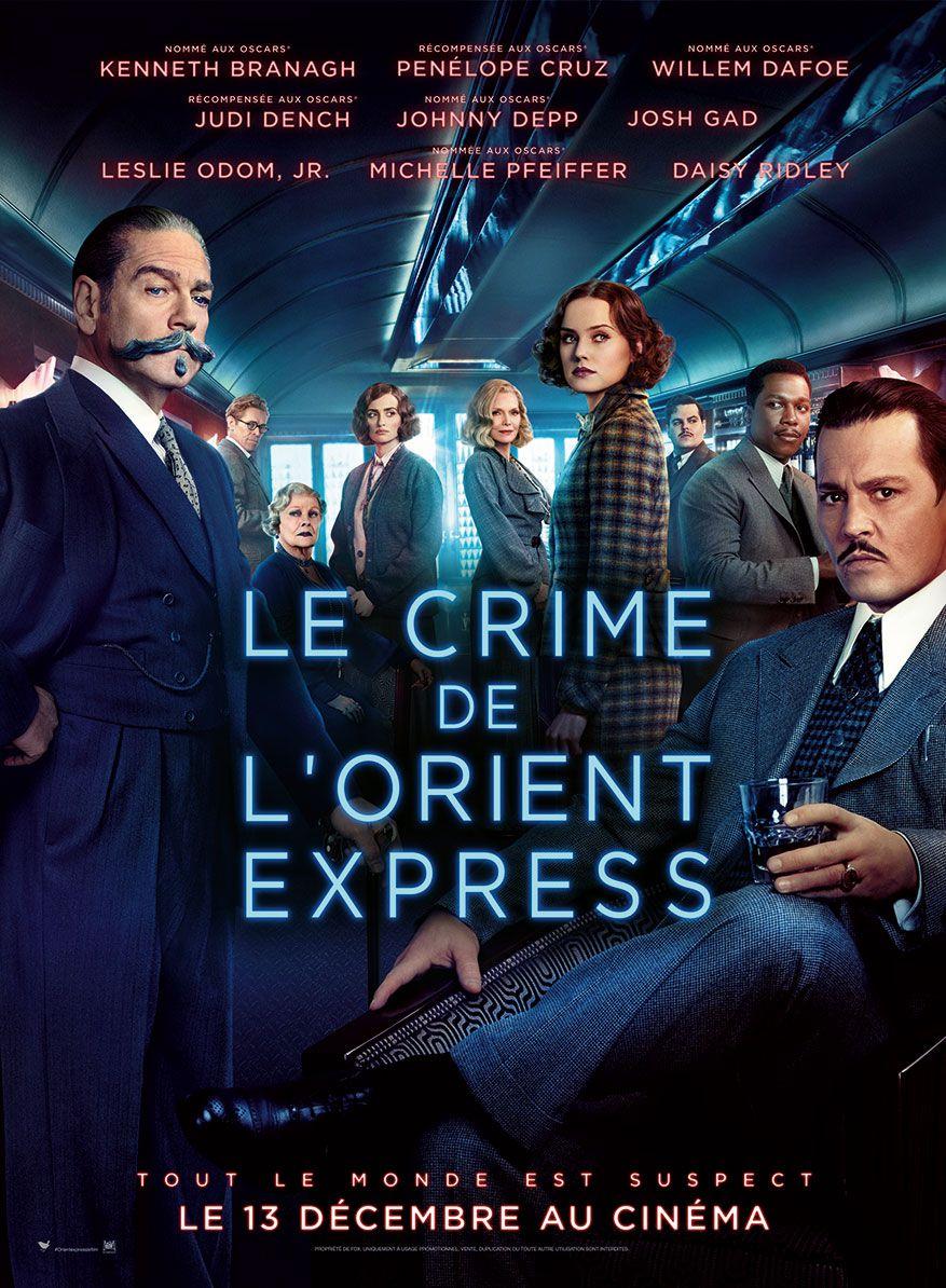 Le Crime de l'Orient-Express - Film (2017)