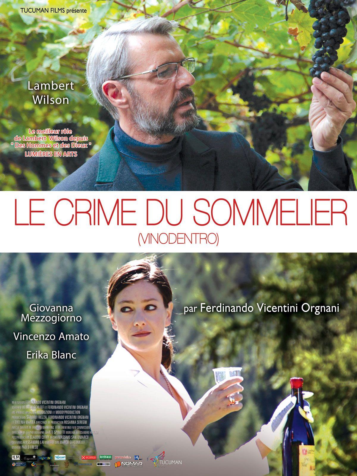 Le Crime du sommelier - Film (2016)