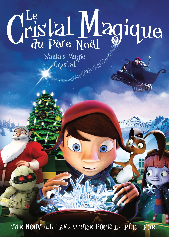 Le Cristal Magique du Père Noël - Film (2011)