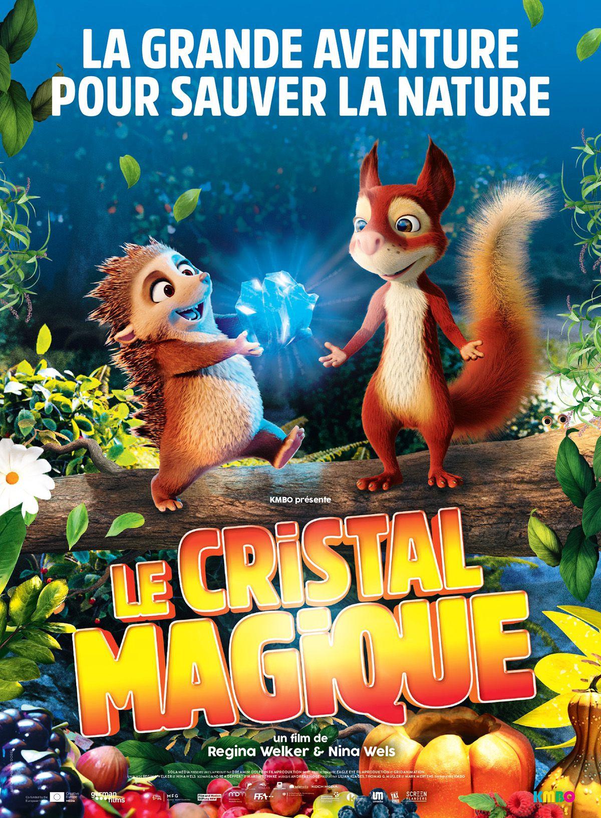 Le Cristal magique - Film (2019)