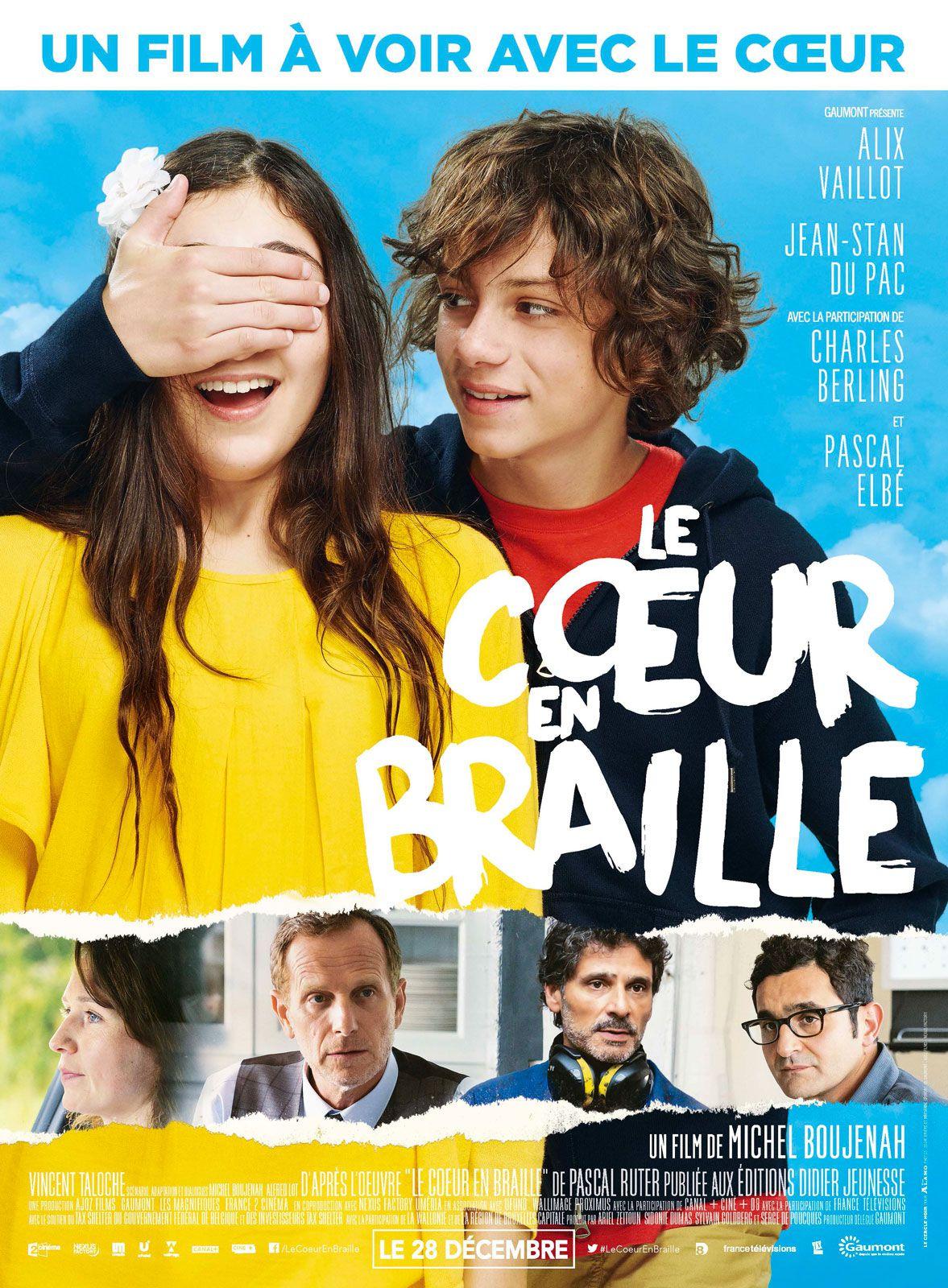 Le Cœur en braille - Film (2016)