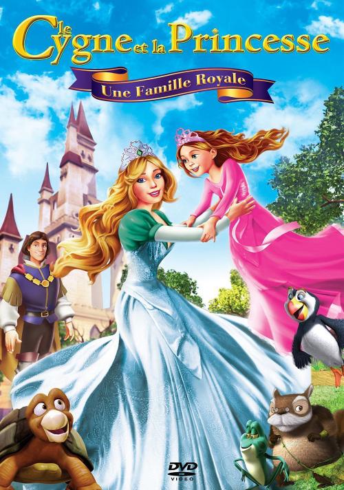 Le Cygne et la Princesse : Une famille royale - Film (2014)