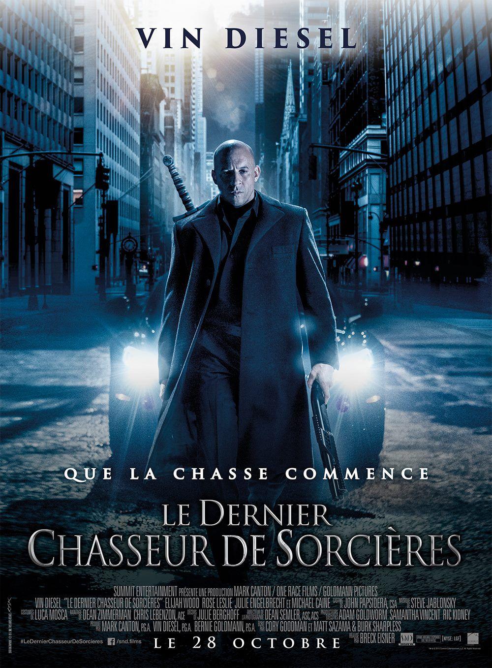 Le Dernier Chasseur de sorcières - Film (2015)