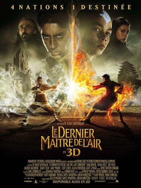 Le Dernier Maître de l'air - Film (2010)