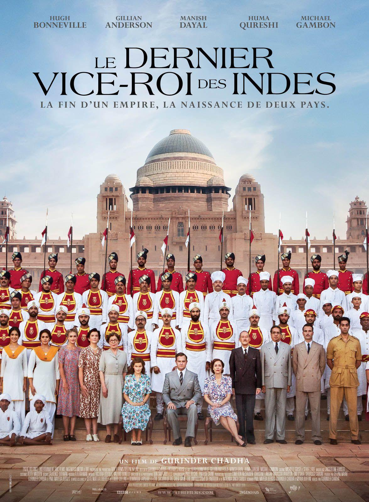 Le Dernier Vice-Roi des Indes - Film (2017)