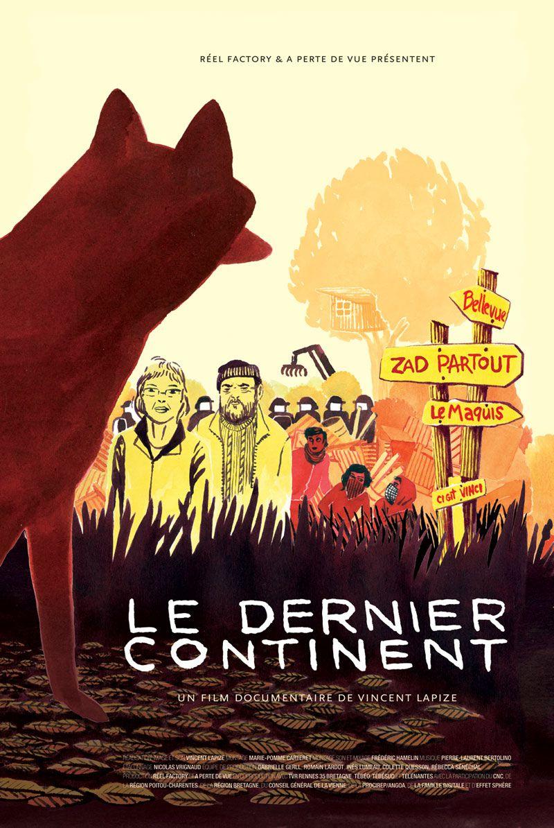 Le Dernier continent - Documentaire (2015)
