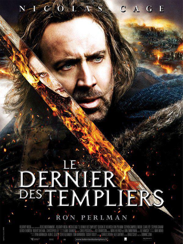 Le Dernier des Templiers - Film (2011)