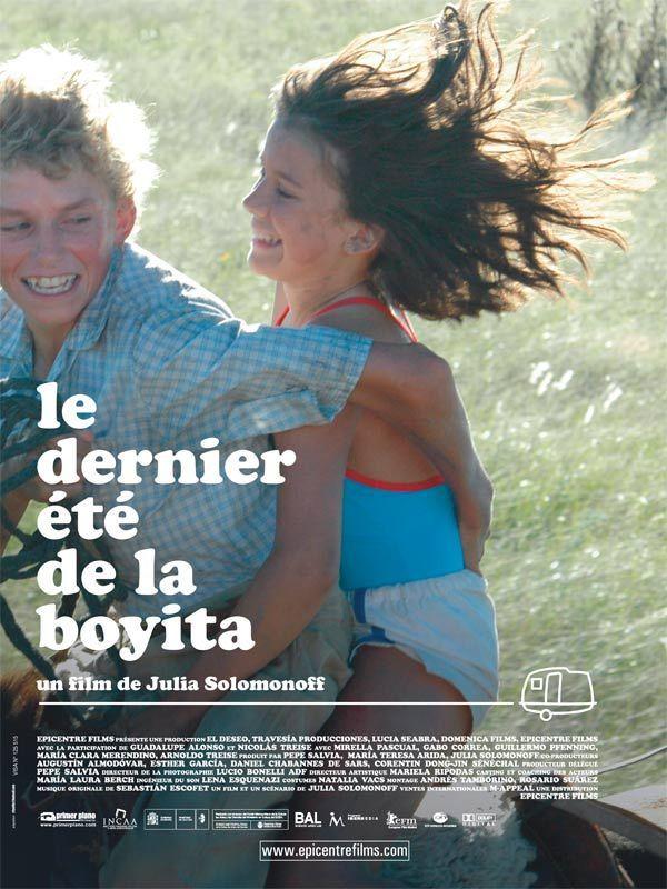 Le Dernier été de la Boyita - Film (2010)
