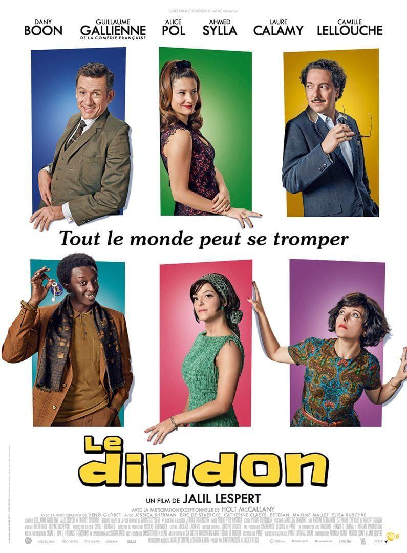 Le Dindon - Film (2019)