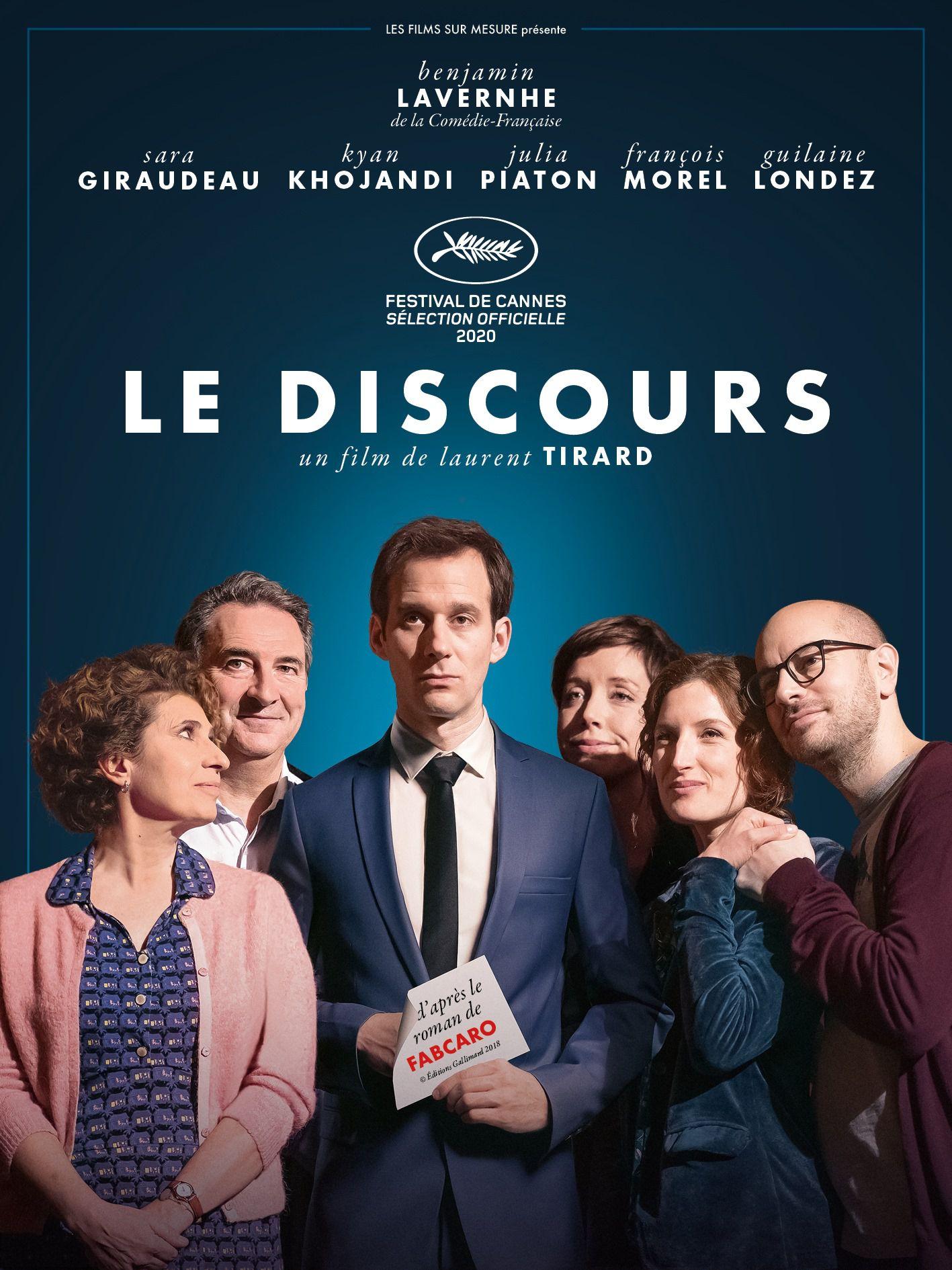 Le Discours - Film (2020)