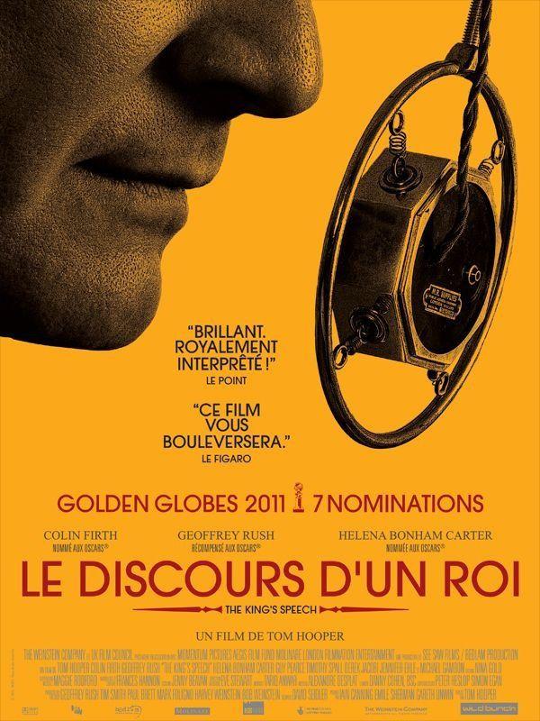 Le Discours d'un roi - Film (2010)