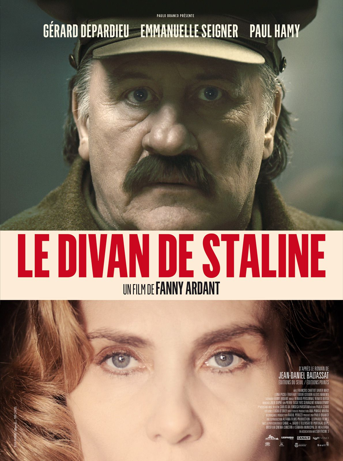 Le Divan de Staline - Film (2017)