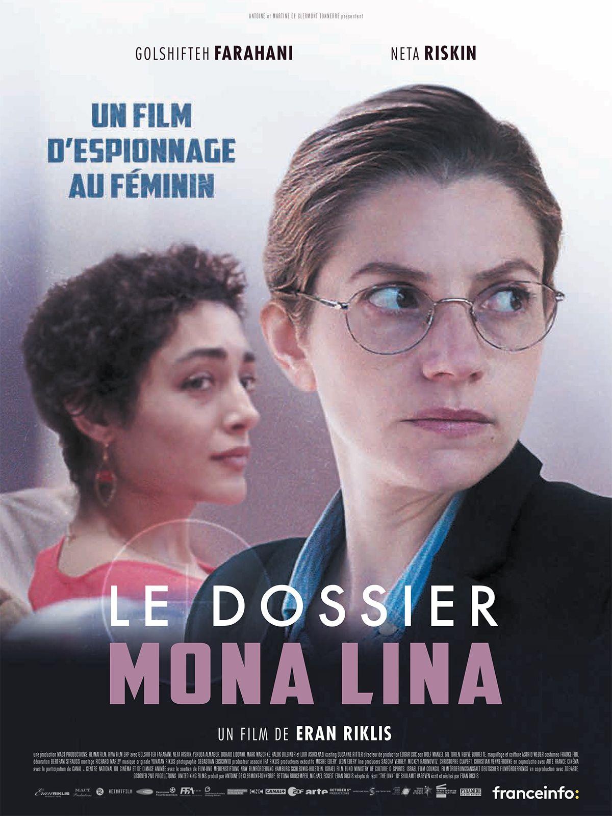 Le Dossier Mona Lina - Film (2018)