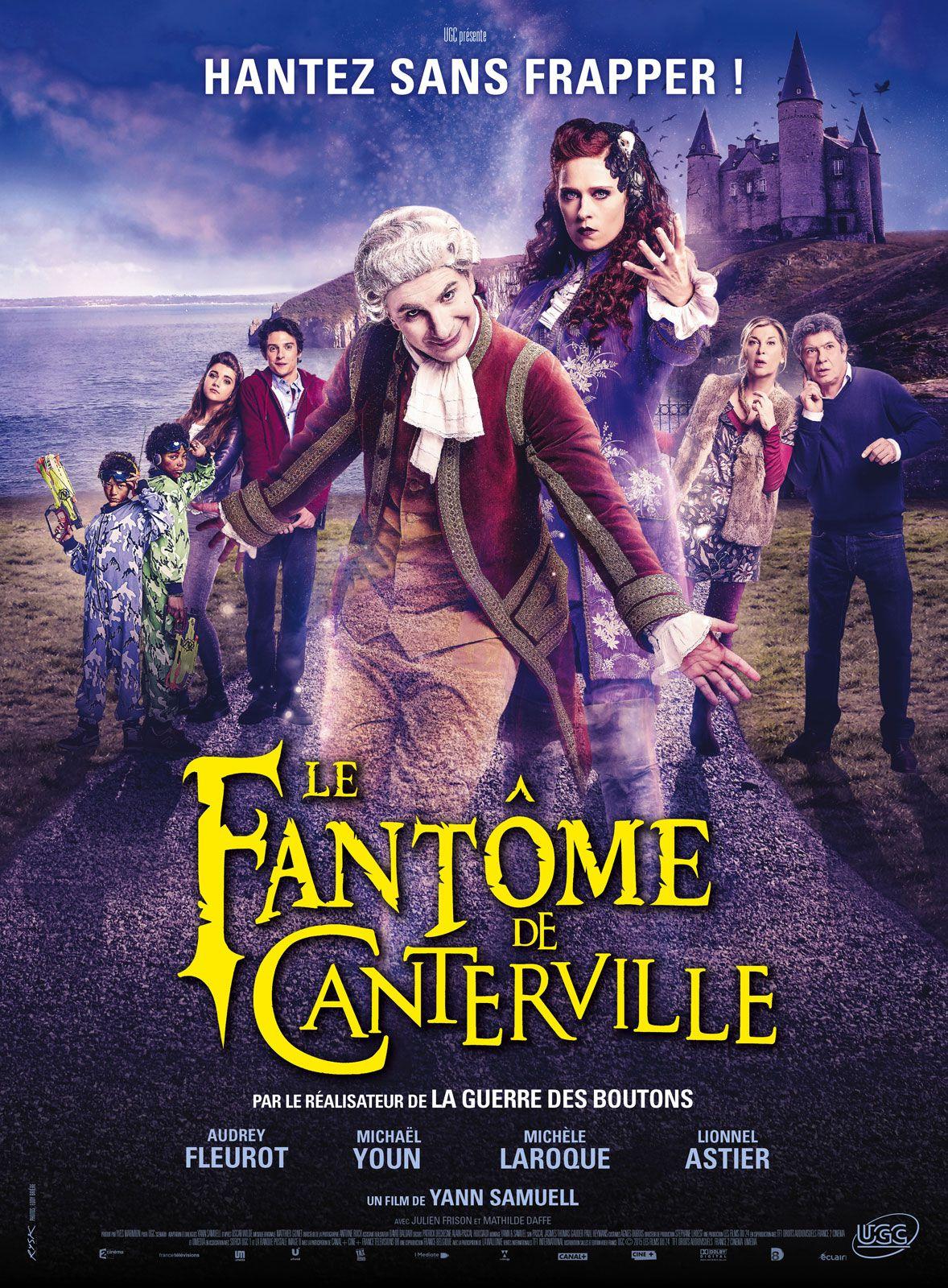 Le Fantôme de Canterville - Film (2016)