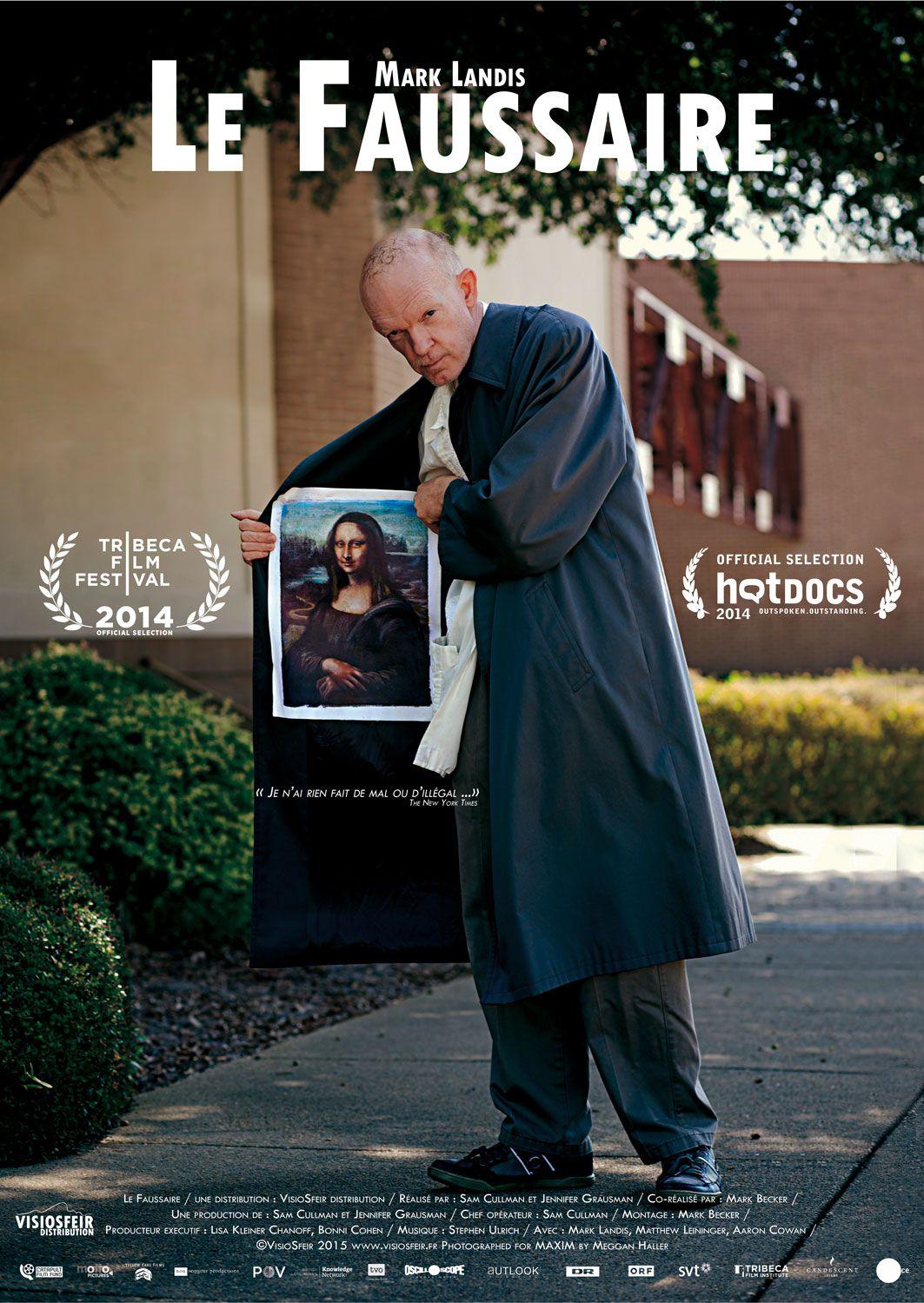 Le Faussaire - Documentaire (2015)