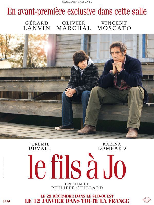 Le Fils à Jo - Film (2011)
