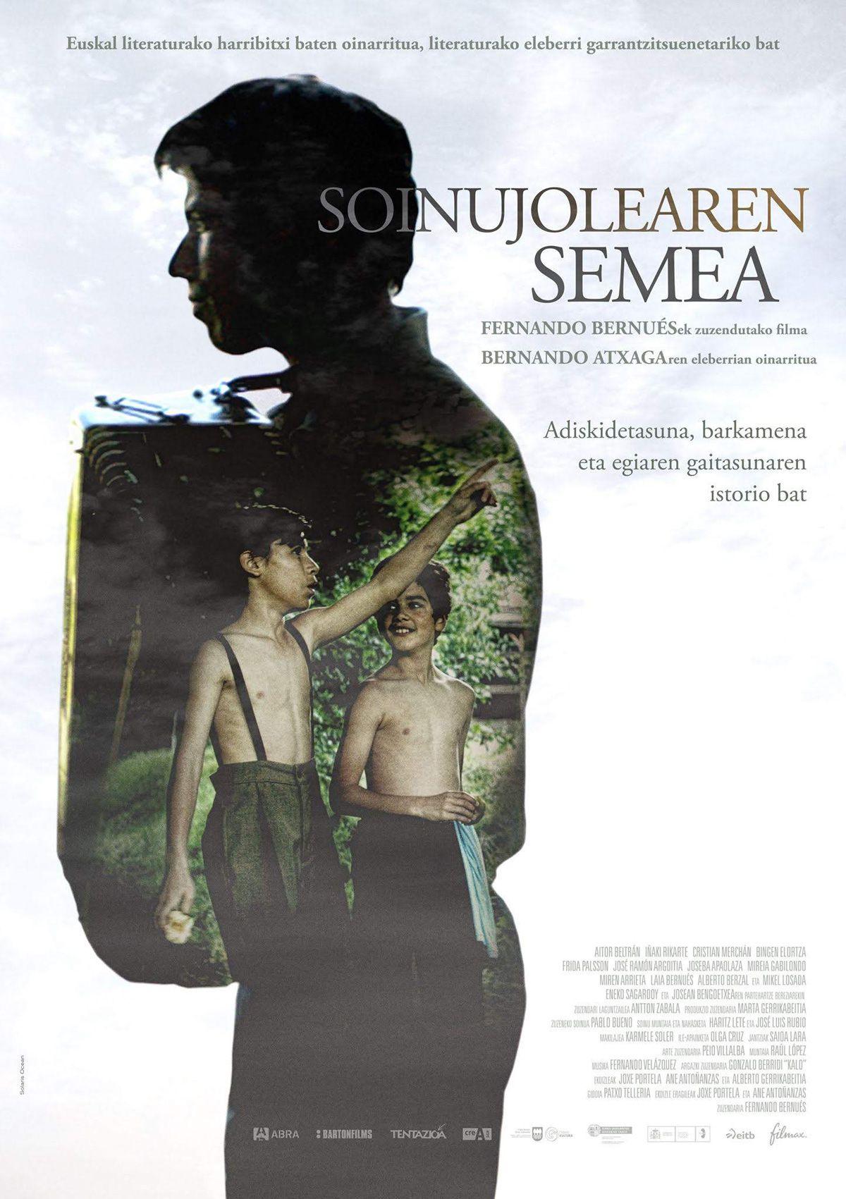 Le Fils de l'accordéoniste - Film (2019)