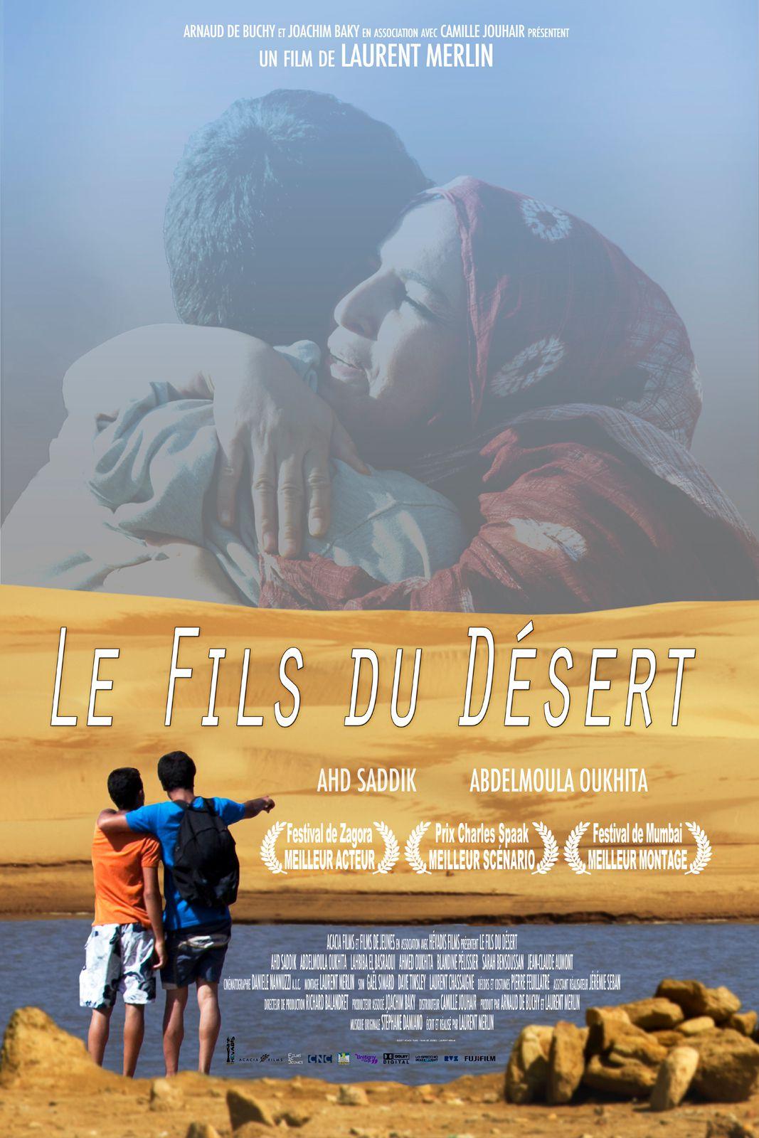 Le Fils du désert - Film (2018)