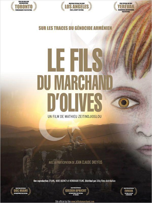 Le Fils du marchand d'olives - Documentaire (2012)
