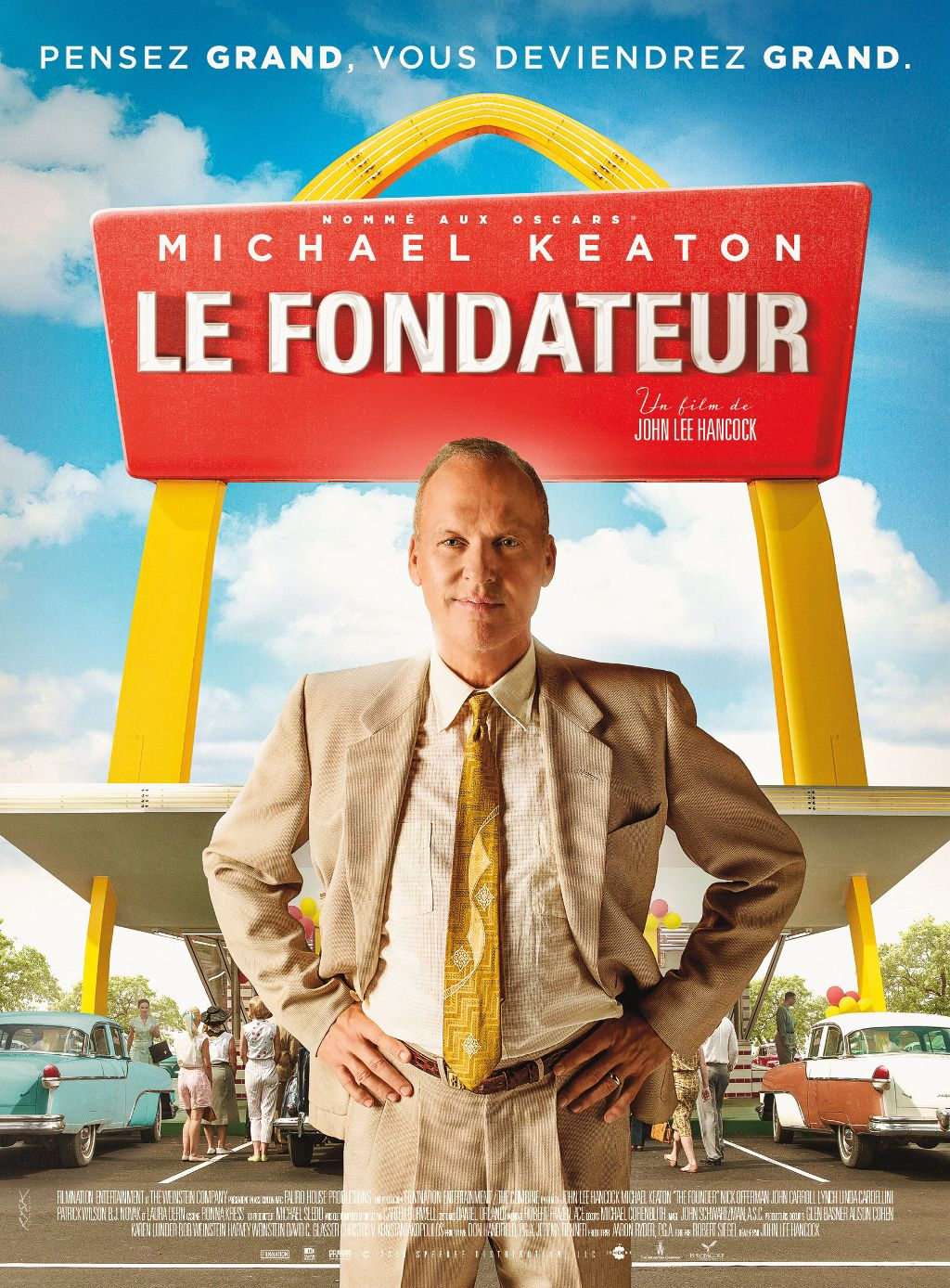 Le Fondateur - Film (2016)