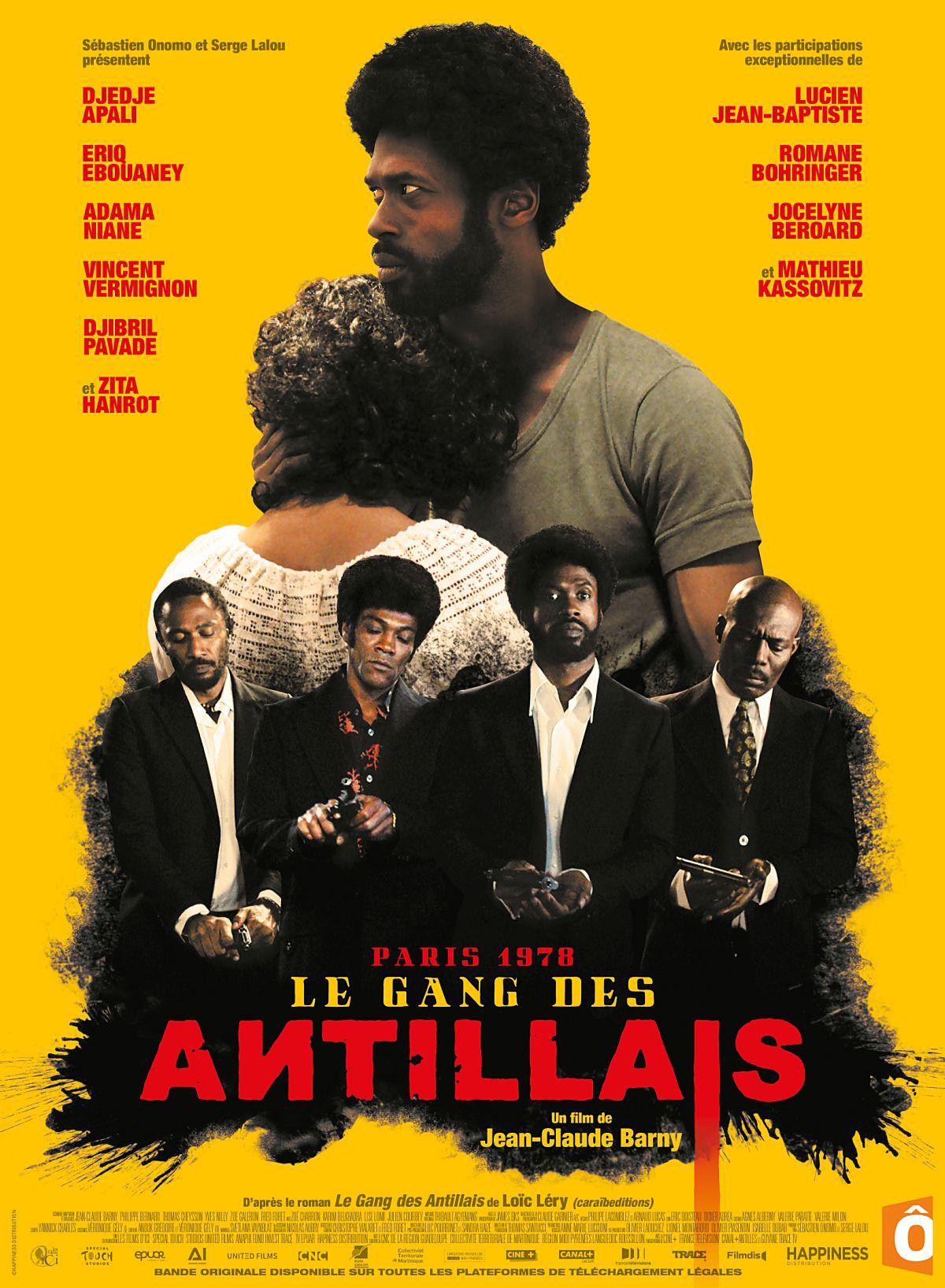 Le Gang des Antillais - Film (2016)