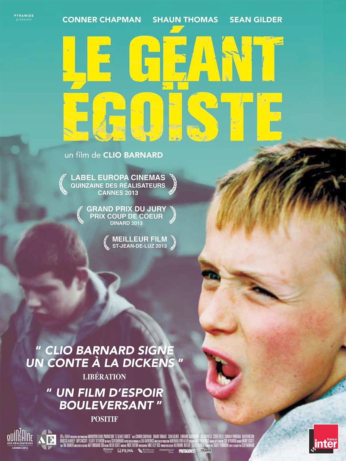 Le Géant égoïste - Film (2013)