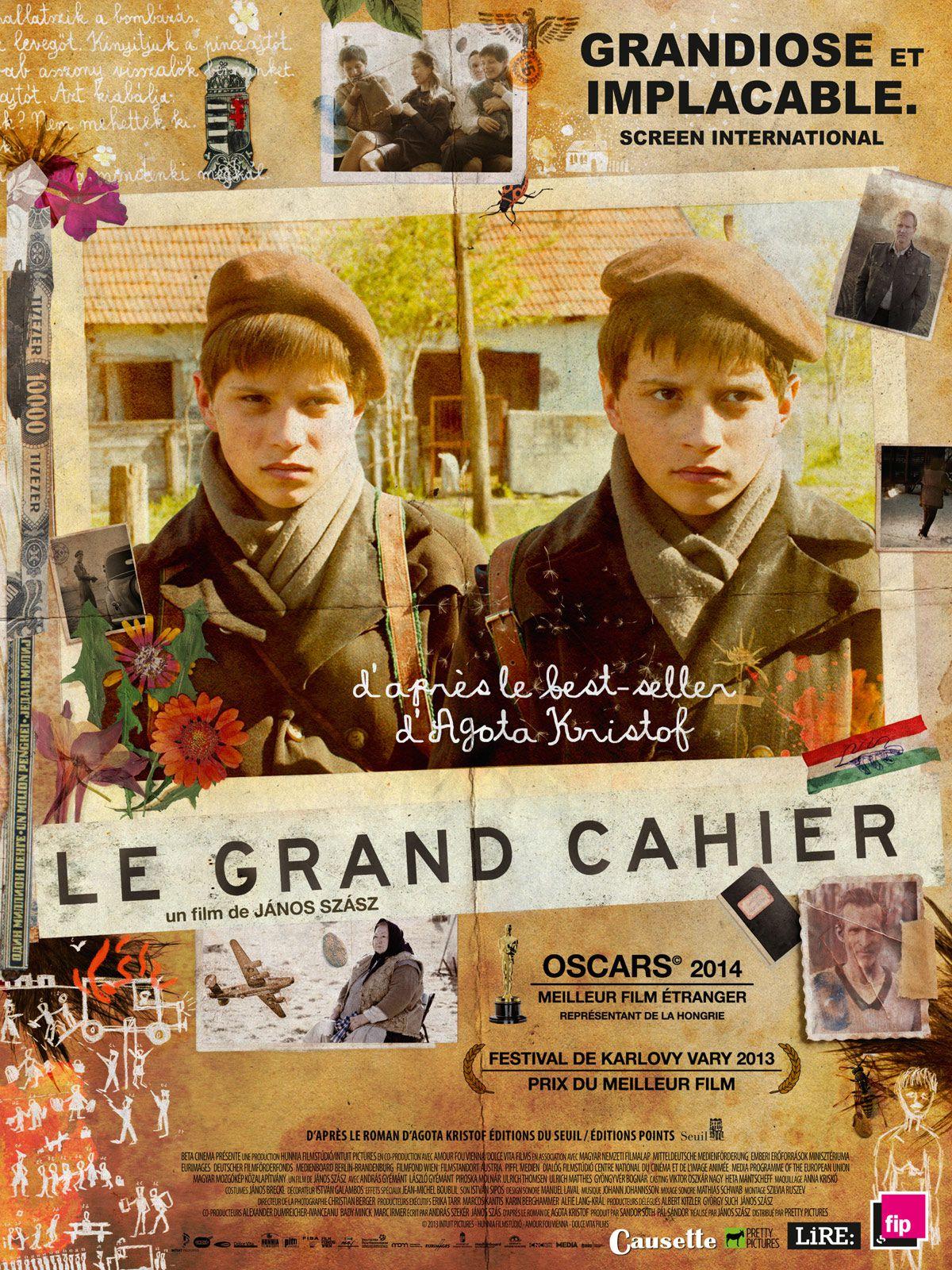 Le Grand Cahier - Film (2014)