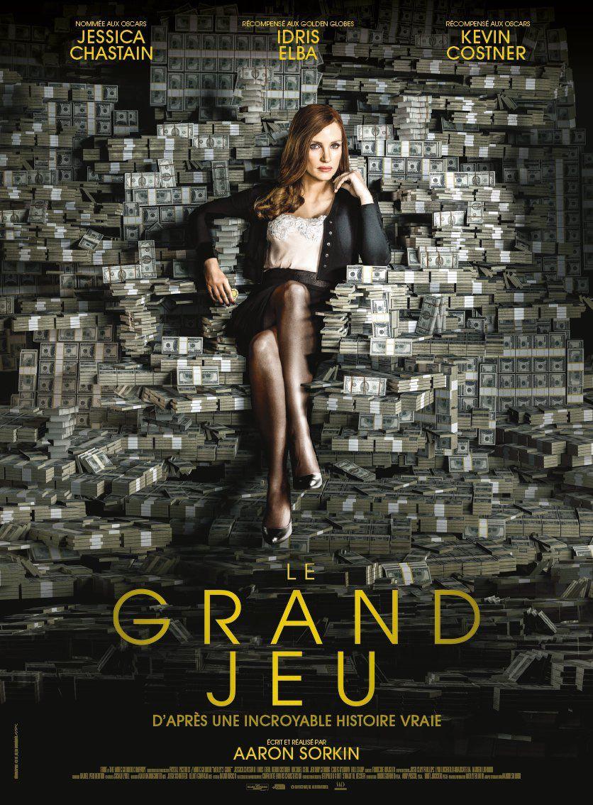 Le Grand Jeu - Film (2018)