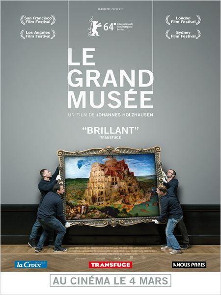 Le Grand Musée - Documentaire (2014)