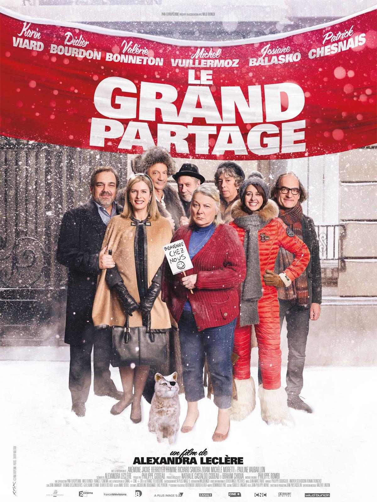 Le Grand Partage - Film (2015)