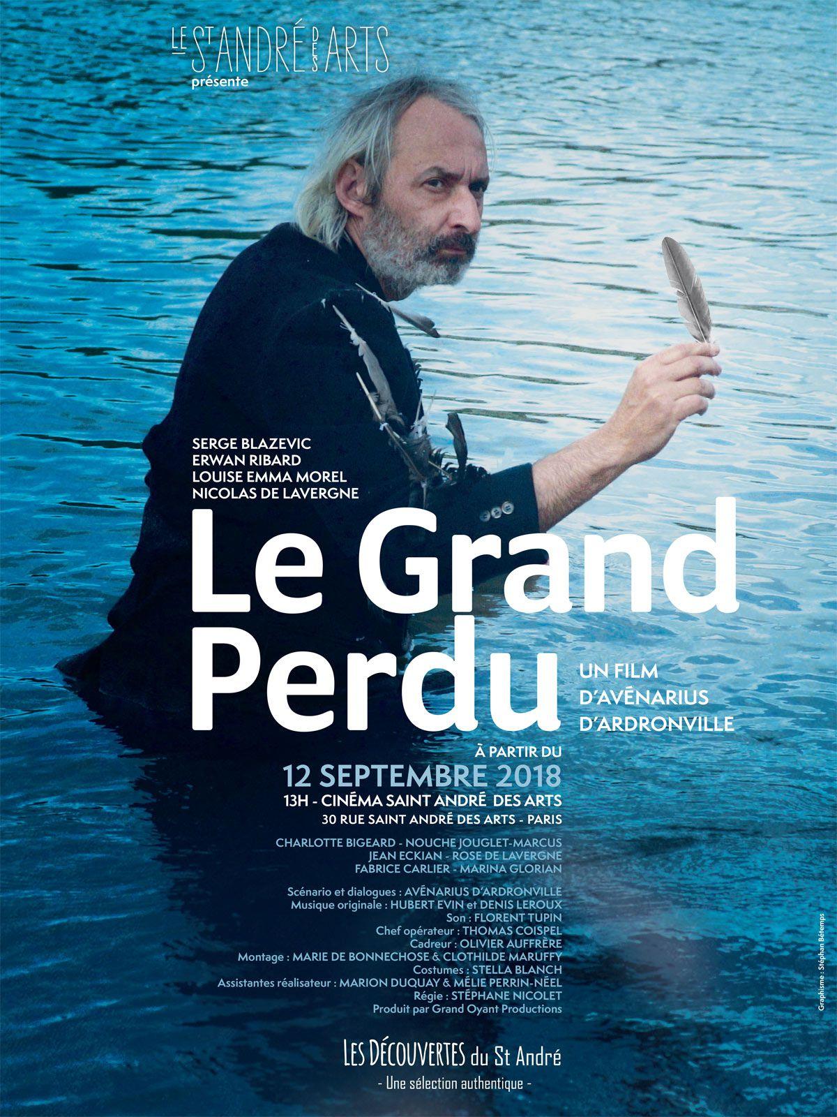 Le Grand Perdu - Film (2018)