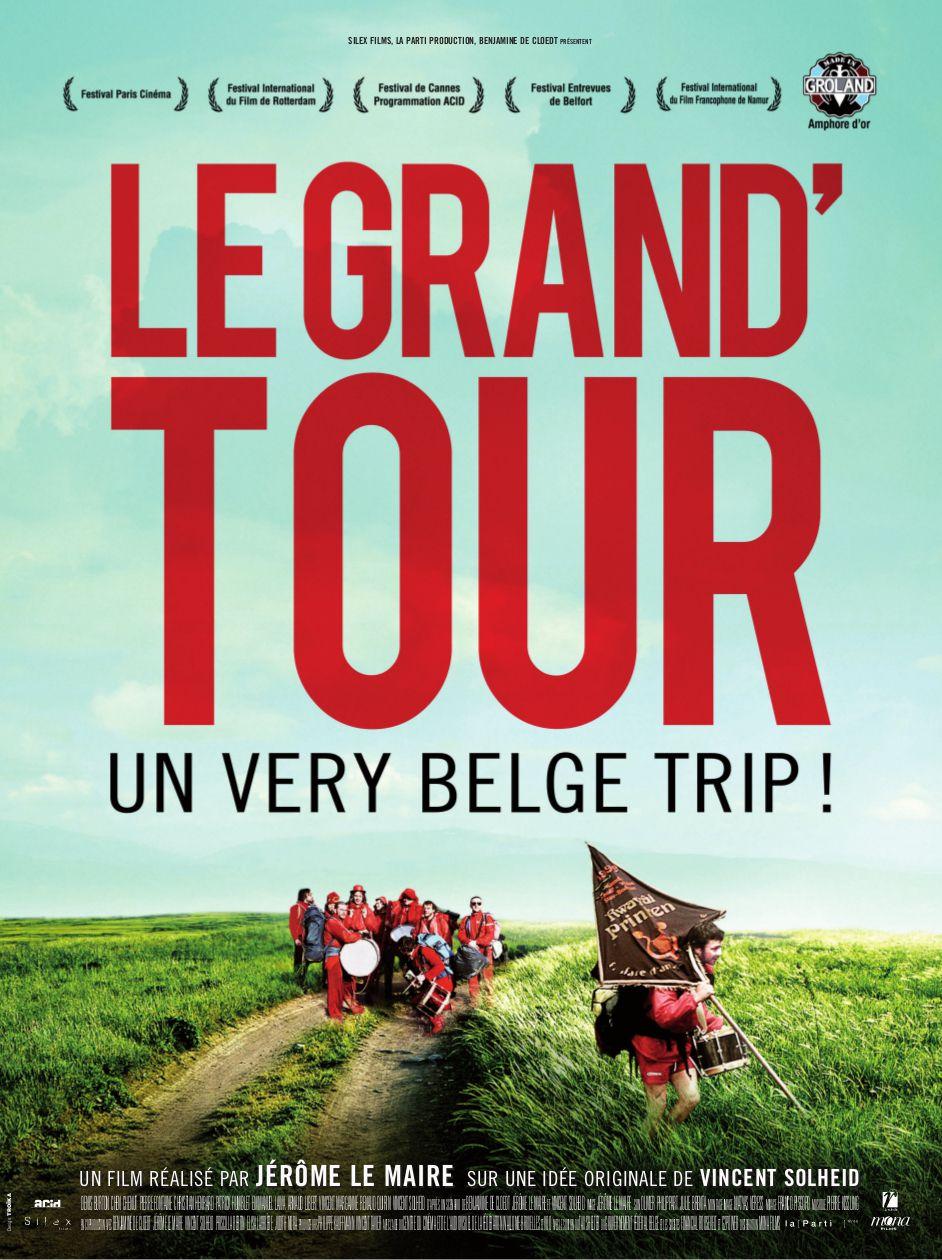 Le Grand'tour - Film (2013)