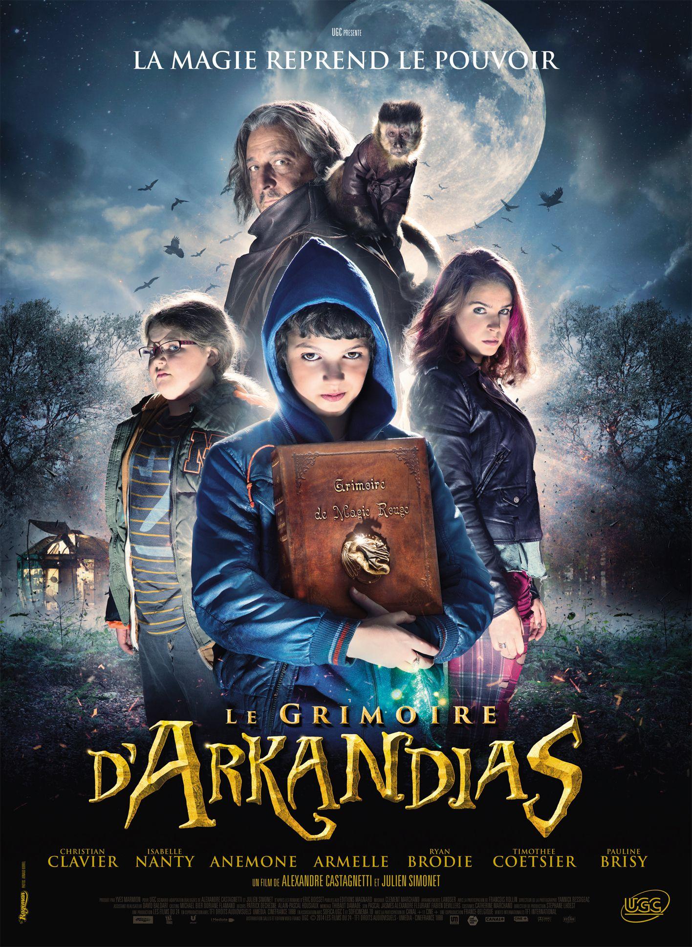 Le Grimoire d'Arkandias - Film (2014)