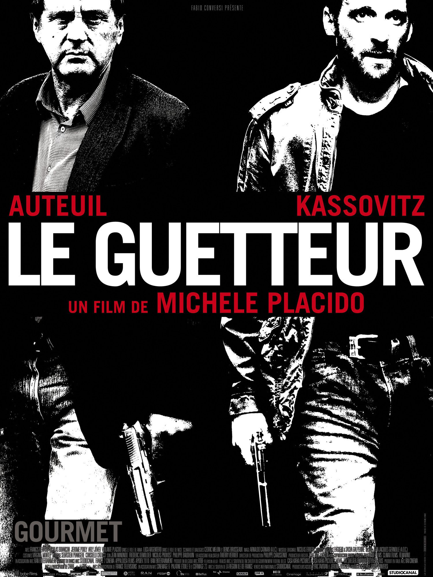 Le Guetteur - Film (2012)