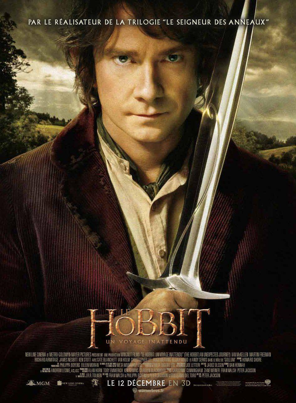 Le Hobbit : Un voyage inattendu - Film (2012)