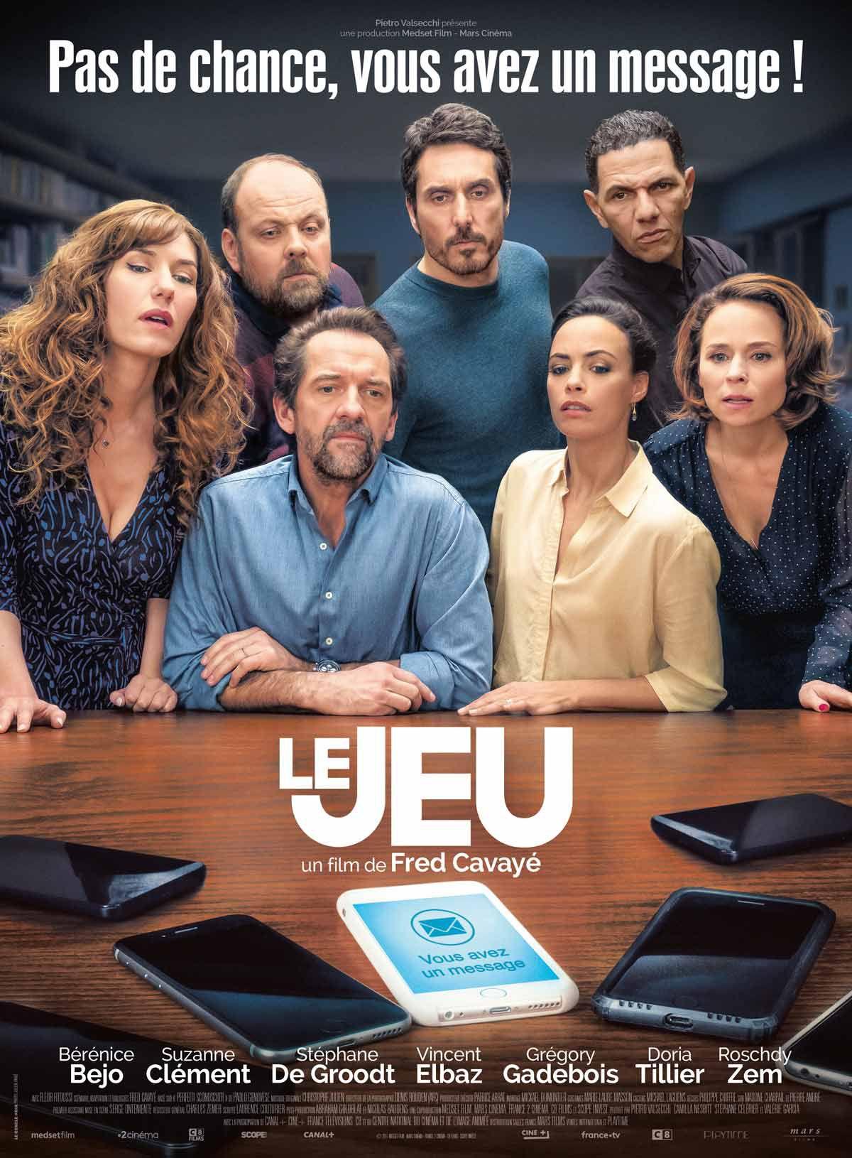 Le Jeu - Film (2018)