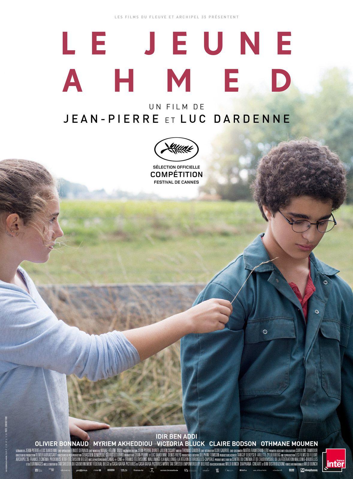 Le Jeune Ahmed - Film (2019)
