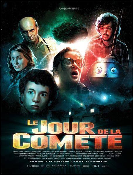 Le Jour de la Comète - Film (2015)