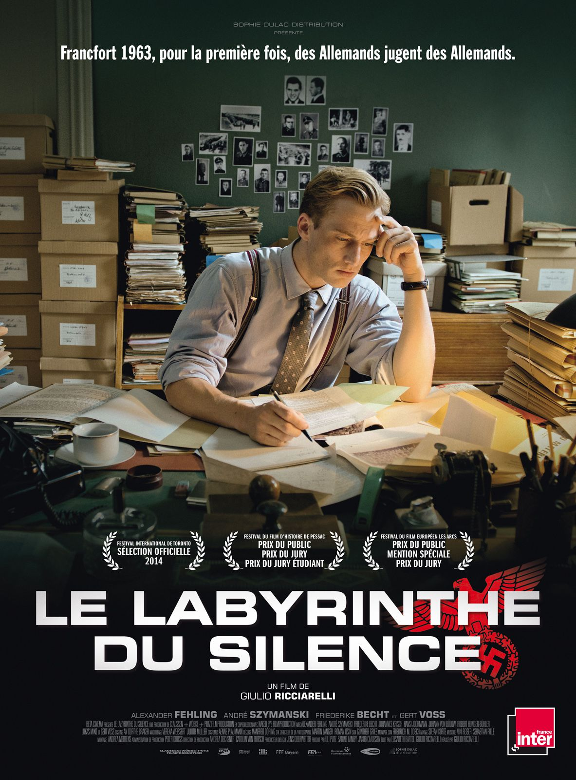 Le Labyrinthe du silence - Film (2014)