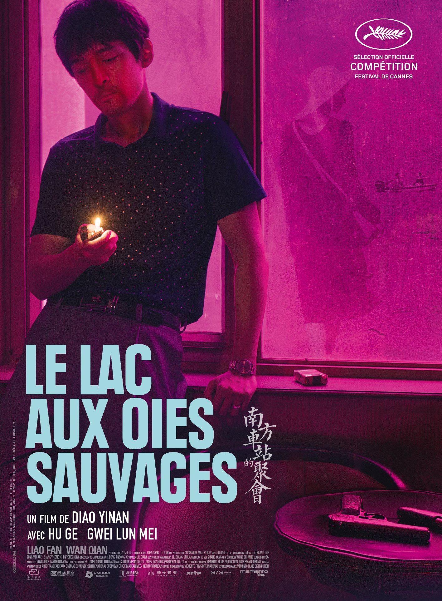 Le Lac aux oies sauvages - Film (2019)