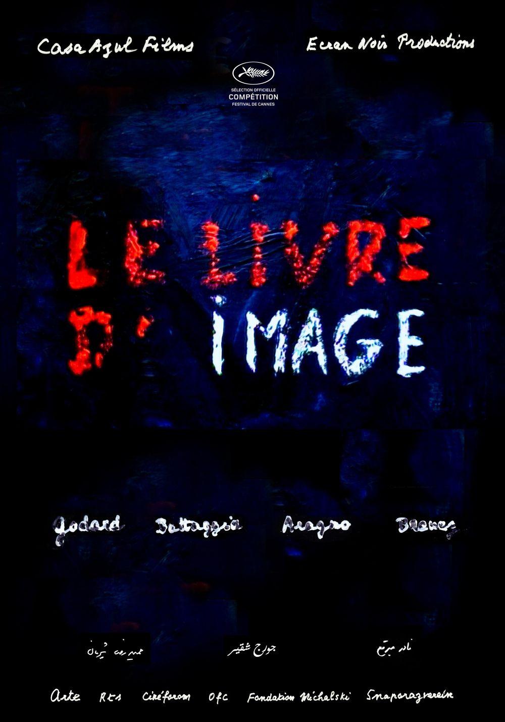 Le Livre d'image - Film (2018)