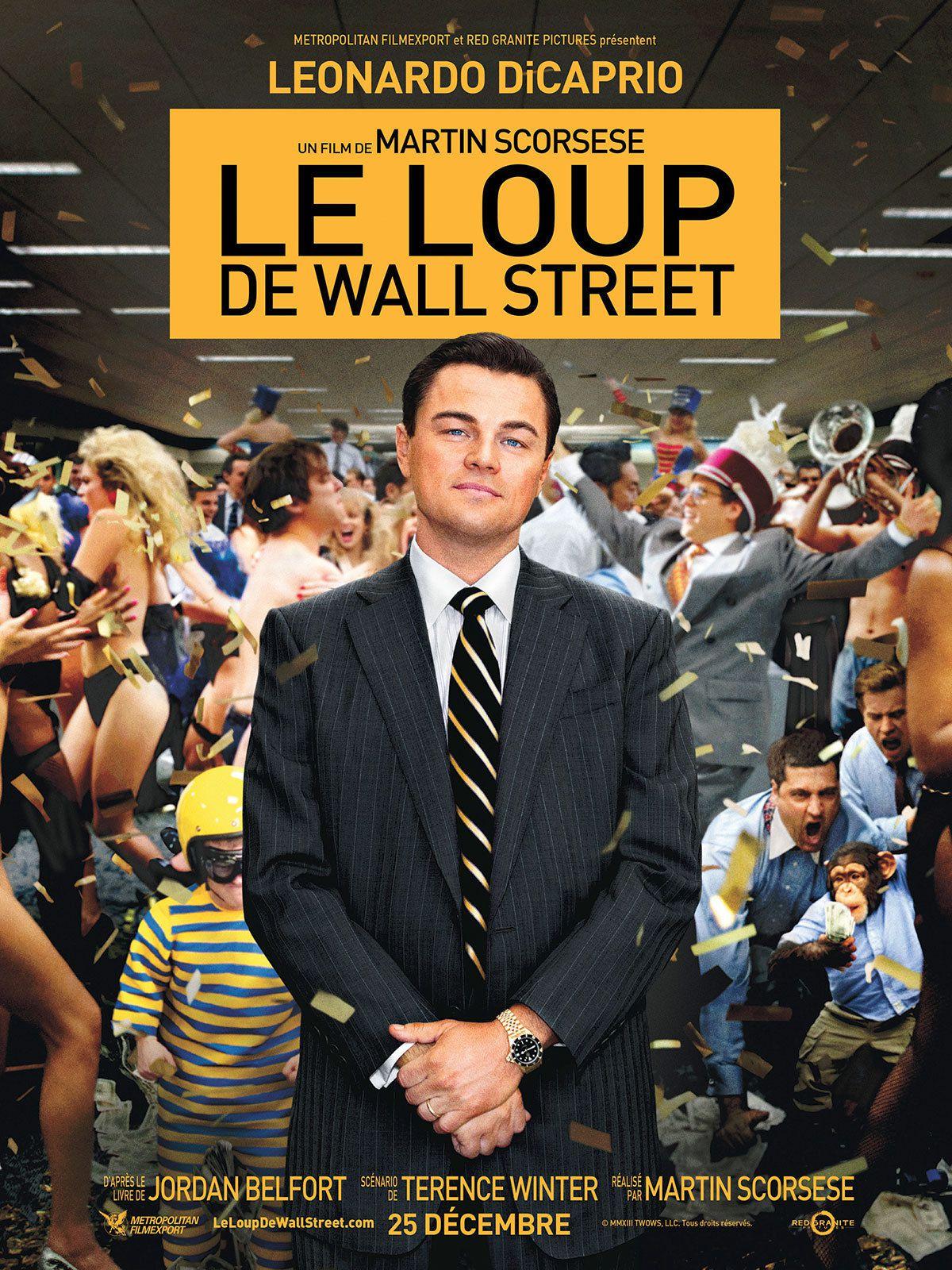 Le Loup de Wall Street - Film (2013)