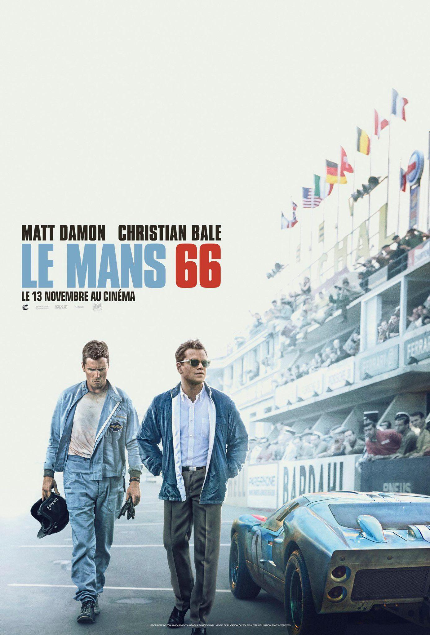 Le Mans 66 - Film (2019)